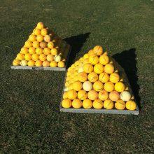 bollpyramid